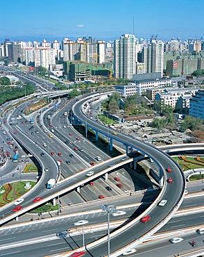 Xizhimen Overpass, Beijing