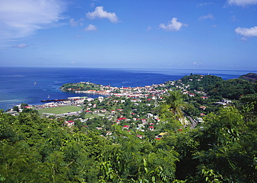 St Georges, Grenada, Caribbean