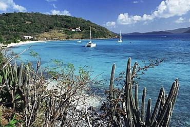 White Bay, Jost van Dyke, British Virgin Islands, West Indies, Caribbean, Central America