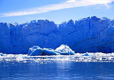 Eyre Glacier, Magallanes, Chile