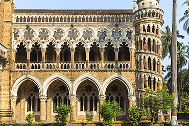 University of Mumbai, Fort Area, Mumbai, Maharashtra, India, Asia
