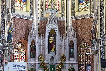 Holy Name Cathedral, Colaba, Mumbai, Maharashtra, India, Asia