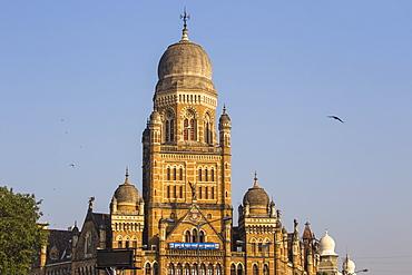 Brihan Mumbai Mahanagarpalika, Govenment offices, Mumbai, Maharashtra, India, Asia