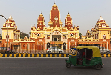 Laxminarayan Temple (Birla Mandir), New Delhi, Delhi, India, Asia