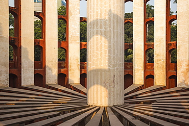 Jantar Mantar Observatory, New Delhi, Delhi, India, Asia