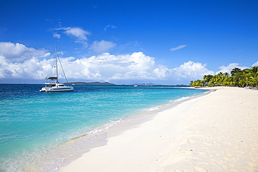 Palm Island, The Grenadines, St. Vincent and The Grenadines, West Indies, Caribbean, Central America