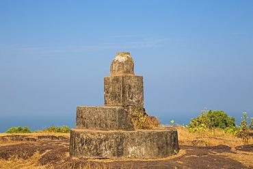 Chapora Fort, Vagator, Goa, India, Asia