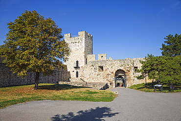 Diadar Tower, Belgrade Fortress, Kalemegdan Park, Belgrade, Serbia, Europe