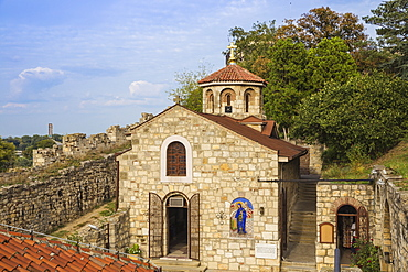 St. Petka Church, Belgrade Fortress, Belgrade, Serbia, Europe