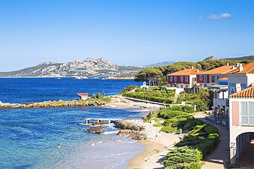 Porto Faro beach, Palau, Sassari Province, Sardinia, Italy, Mediterranean, Europe