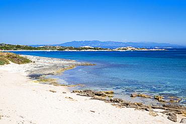 Capo Testa, Rene di Levante beach, Santa Teresa Gallura, Sardinia, Italy, Mediterranean, Europe