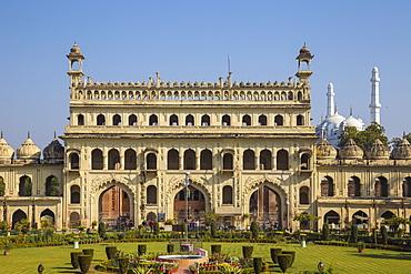 Bara Imambara, Lucknow, Uttar Pradesh, India, Asia