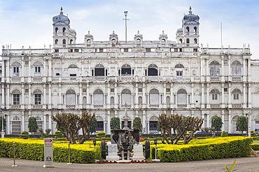 Jai Vilas Palace and Jiwajirao Scindia Museum, Gwalior, Madhya Pradesh, India, Asia