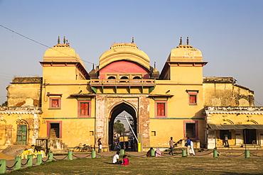 Ramnagar Fort, Varanasi, Uttar Pradesh, India, Asia