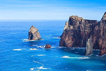 Ponta de Sao Louenco, Madeira, Portugal, Atlantic, Europe