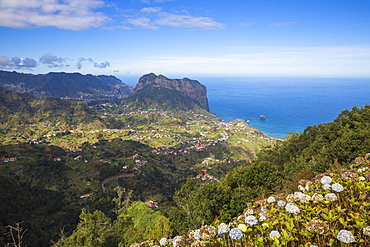 Portela viewpoint, Madeira, Portugal, Atlantic, Europe