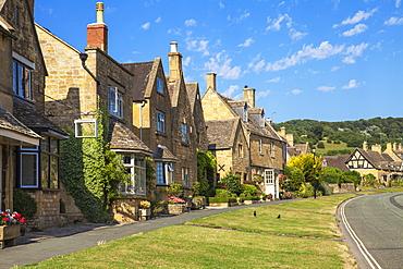 Broadway village, The Cotswolds, Gloucestershire, England, United Kingdom, Europe