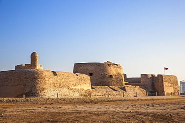 Bahrain Fort, Manama, Bahrain, Middle East