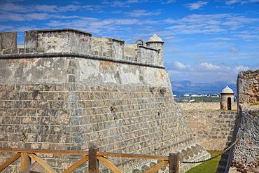 Castillo de San Pedro de la Roca del Morro (Castillo del Morro), UNESCO World Heritage Site, Santiago de Cuba, Santiago de Cuba Province, Cuba, West Indies, Caribbean, Central America