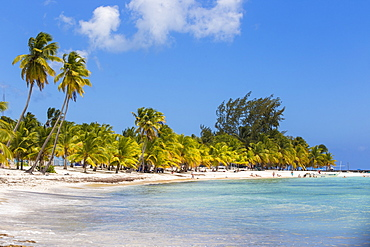 Mano Juan, a picturesque fishing village, Saona Island, Parque Nacional del Este, Punta Cana, Dominican Republic, West Indies, Caribbean, Central America