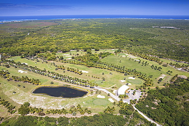 Golf Club at Bavaro, Punta Cana, Dominican Republic, West Indies, Caribbean, Central America