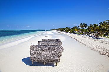 Playa El Paso, Cayo Guillermo, Jardines del Rey, Ciego de Avila Province, Cuba, West Indies, Caribbean, Central America