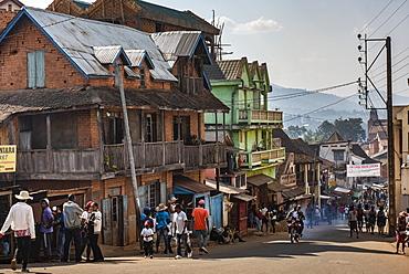 Antsirabe, Vakinankaratra Region, Madagascar, Africa
