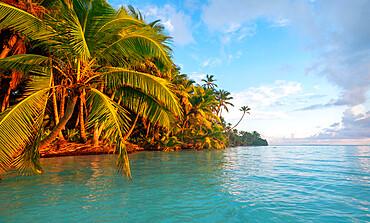 Sunrise, Scout Park Beach, Cocos Keeling Islands.