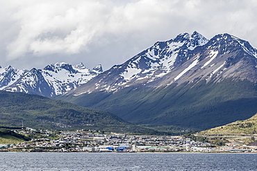 The southernmost city in the world, gateway to Antarctica, Ushuaia, Argentina, South America