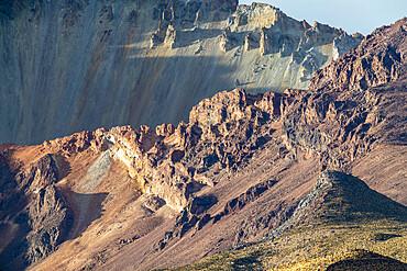 The Thunupa Volcano, Salar de Uyuni, Daniel Campos Province, Bolivia.