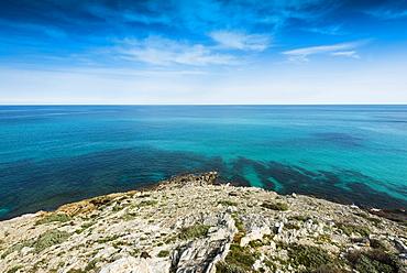 Landscape near Cala Rajada, Majorca, Balearic Islands, Spain