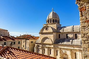 St James's Cathedral, Sibenik, Croatia