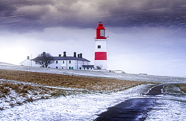 Souter Lighthouse, Marsden, South Shields, Tyne and Wear, England