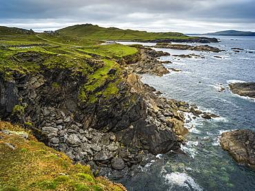 Achill Island, Achill Sound, Wild Atlantic Way, County Mayo, Ireland