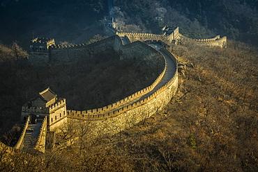 The Great Wall of China, Mutianyu, Huairou County, China