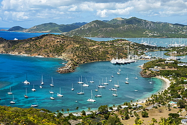 English Harbour, Shirley Heights, Antigua and Barbuda