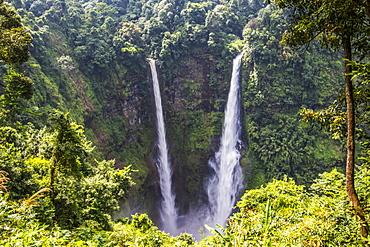 Tad Fan waterfall, Bolaven Plateau, Champasak, Laos