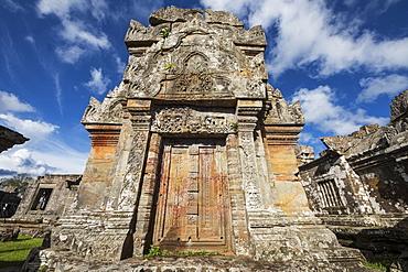 Library in Gopura II, Preah Vihear Temple, Preah Vihear, Cambodia