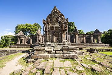 Gopura IV, Preah Vihear Temple, Preah Vihear, Cambodia