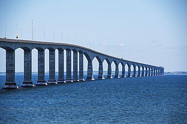Confederation Bridge, Prince Edward Island, Canada