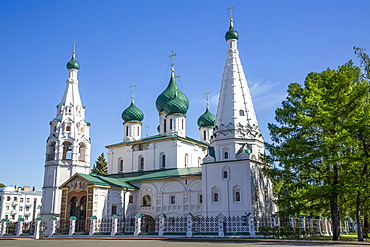 Church of Elijah the Prophet; Yaroslavl, Yaroslavl Oblast, Russia