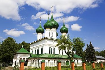 Feodorovsky Cathedral; Yaroslavl, Yaroslavl Oblast, Russia