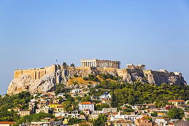 Parthenon, Acropolis of Athens; Athens, Greece