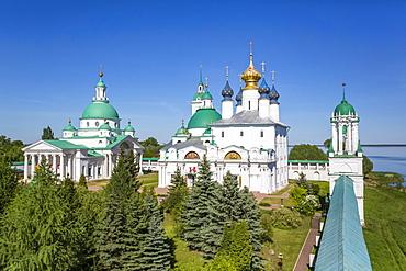 Spaso-Yakovlevsky Monastery (14th Century), near Rostov Veliky, Golden Ring; Yaroslavl Oblast, Russia