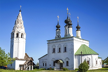 Alexandrovsky Monastery; Suzdal, Vladimir Oblast, Russia