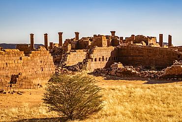 Great Enclosure of Musawwarat es-Sufra; Northern State, Sudan