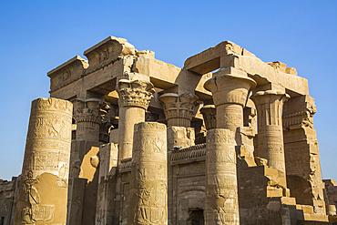 Temple of Sobek and Haroeris; Kom Ombo, Egypt