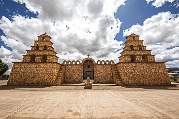 Church of San Cristobal de Lipez; San Cristobal de Lipez, Potosi Department, Bolivia