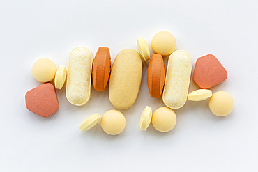 Prescription and over-the-counter pain medication; Studio