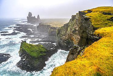 Snaefellsjokull National Park; Helgafellssveit, Western Region, Iceland